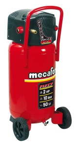 compresseur Mecafer verticale 50 litres